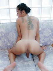 Cum see ladyboy Ana get banged rotten