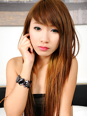 Stunning 18 year old femboy from Thailand